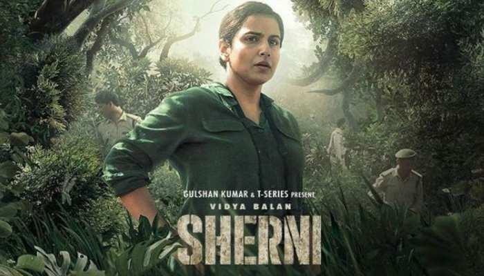 Sherni Movie Review: Vidya Balan ने दमदार परफॉर्मेंस से मारी दहाड़, जानिए कैसी है कहानी