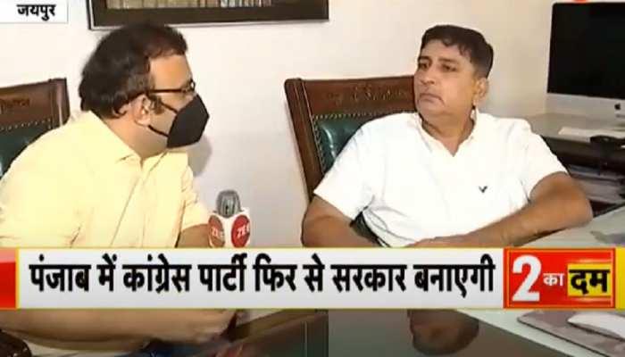 तमाम विवादों पर खुलकर बोले राजस्व मंत्री Harish Chaudhary, सभी सवालों के दिए जवाब