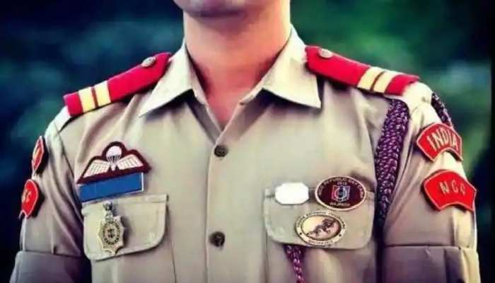 तेरह बिहार बटालियन एनसीसी के कमांडिंग ऑफिसर का हुआ यादगार फेयरवेल, लोग रह गए हैरान