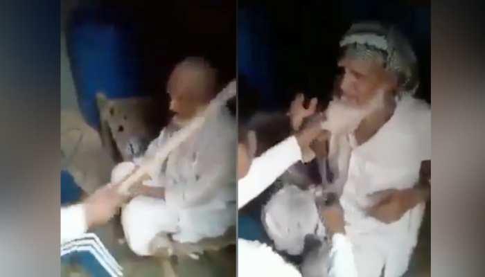 मुस्लिम बुजुर्ग को पीटने वाले युवकों को जमानत मिली, फिर भी इस वजह से जेल में रहेगा अहम आरोपी