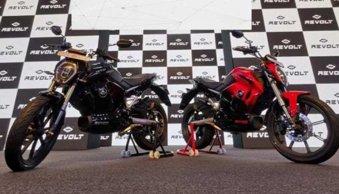 Revolt Motors slashes price of electric bike RV400 by Rs 28k know its feature
