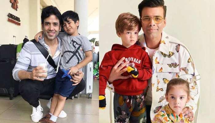 Fathers Day 2021 : ਇਹ Bollywood Celebs ਹਨ ''ਸਿੰਗਲ ਫਾਦਰ'' ਇੱਕ ਦੇ ਹਨ 6 ਬੱਚੇ
