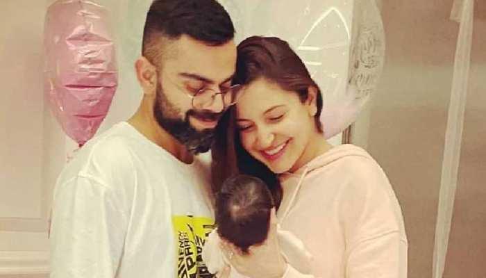 Father's Day पर Anushka Sharma ने बेटी Vamika की तरफ से Virat Kohli को दिया खास मैसेज