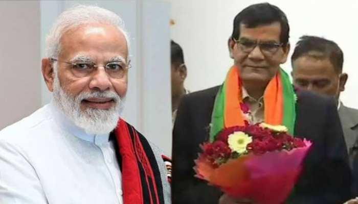 BJP ने अरविंद शर्मा को उपाध्यक्ष बनाकर चौंकाया, पार्टी के लोगों में ही हैरानी