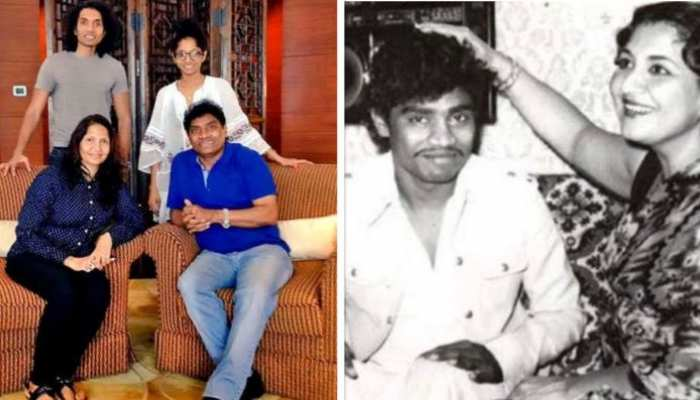 know the interesting love story of comedy king johnny lever and his wife sujatha