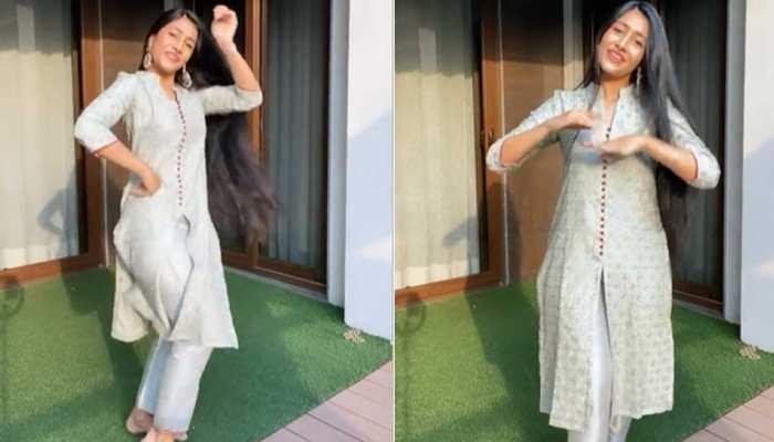 Dhanashree Verma का जुदा अंदाज, Sonakshi Sinha के गाने पर किया बेहतरीन डांस