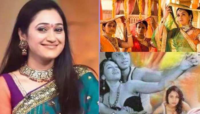 Taarak Mehta Ka Ooltah Chashmah fame daya ben aka disha vakani worked in many bollywood and B-grade films