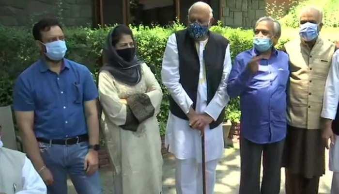 PM Modi ଙ୍କ ସହ ବୈଠକ ପୂର୍ବରୁ ମେହବୁବାଙ୍କ ଜାଗିଲା ପାକିସ୍ତାନ ପ୍ରେମ! ରଖିଲେ ଏହି ପ୍ରସ୍ତାବ