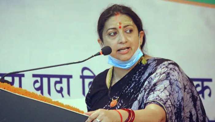Covid-19 मैनेजमेंट पर Rahul Gandhi ने उठाए थे सवाल, Smriti Irani ने दिया ये जवाब