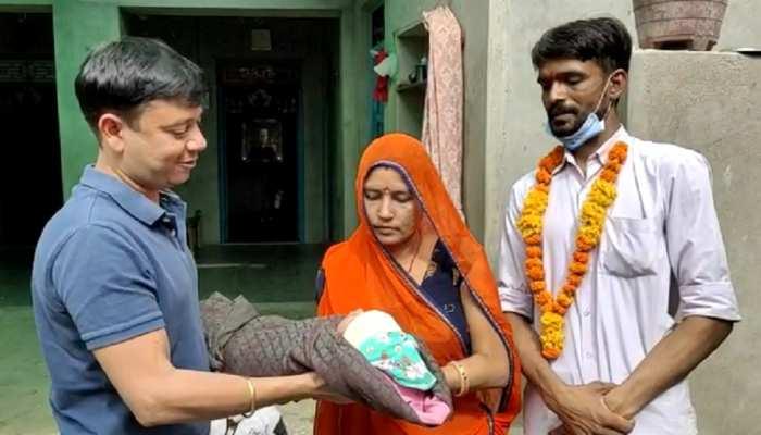 Rajasthan: सोनू सूद ने दिखाई दरियादिली, नवजात बच्ची को करवाया इलाज