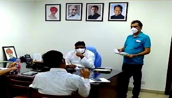 सिलिकोसिस पीड़ितों एवं प्रसूति सहायता के लंबित आवेदनों का जल्दी निस्तारण करें - श्रम राज्य मंत्री