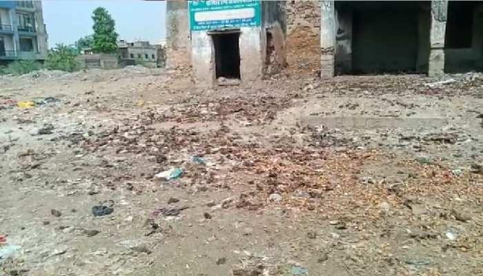 Jaipur : चौमूं नगर पालिका की नाक के नीचे गंदगी के ढेर, मृत मवेशियों के शवों सड़ रहा बस स्टैंड