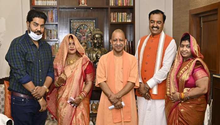 केशव मौर्या बोले- ''मैं CM योगी के साथ था, हूं, रहूंगा, बीच में कोई दीवार आई तो गिरा देंगे''