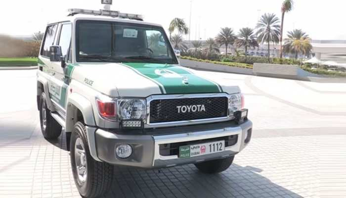 Toyota Land Cruiser 300 joins Dubai Police fleet, know what is their specialty