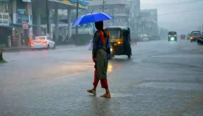 Weather,Monsoon Update: यूपी-बिहार में जारी रहेगी बारिश, दिल्ली में इस दिन पहुंचेगा मॉनसून