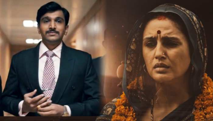 Films and web series based on various scams like maharani, ashram, scam 1992, big bull and others
