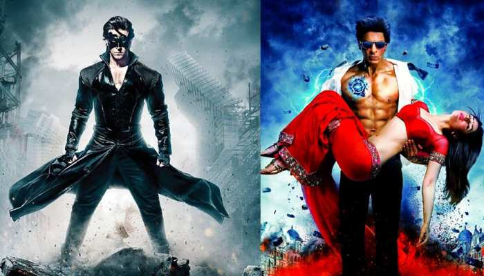 Krrish to RaOne Know all the Superhero Bollywood Movies Can Never Be Forget
