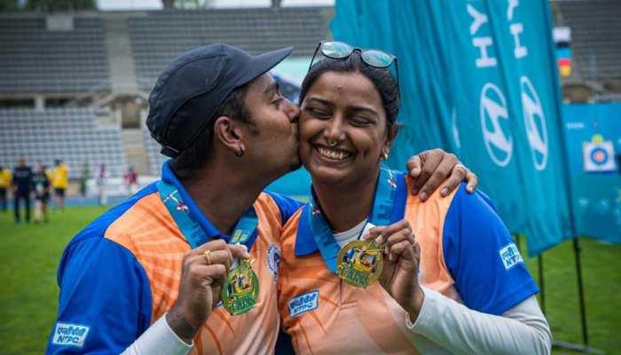 Archery World Cup में Deepika Kumari का धमाका, एक ही दिन में भारत को दिलाए 3 Gold