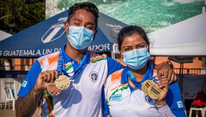 तीरंदाजी विश्व कप में भारत को मिला 4 Gold, दिखा दीपिका का जलवा