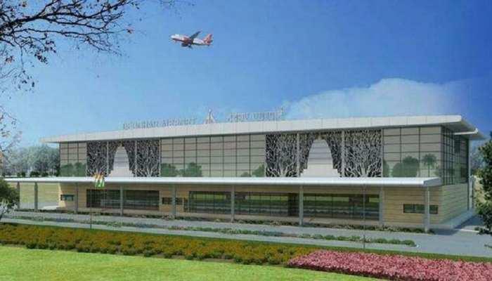 देवघर AIIMS के बाद अब एयरपोर्ट मामले पर टकराव, निशिकांत दुबे ने प्रशासन पर लगाया उदासीनता का आरोप