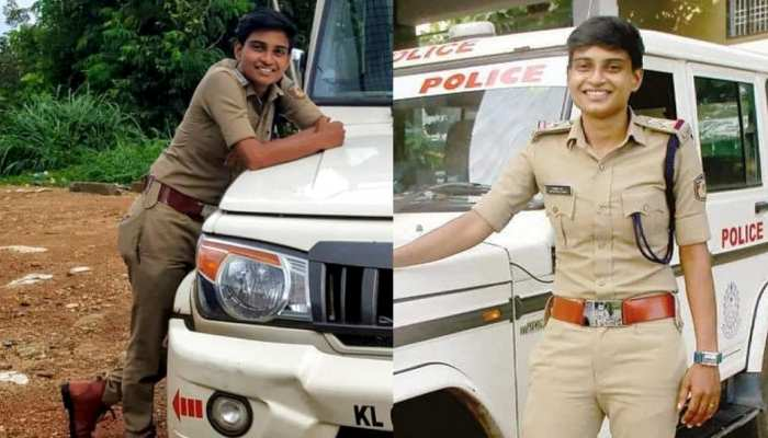 Kerala woman Anie Siva who once sold lemonade and ice cream to survive now become Sub Inspector after 14 years