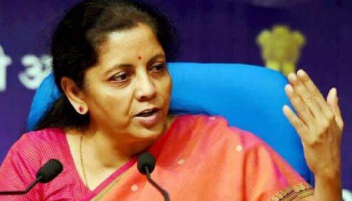 वित्त मंत्री Nirmala Sitharaman ने की राहत पैकेज की घोषणा, किए 8 बड़े ऐलान