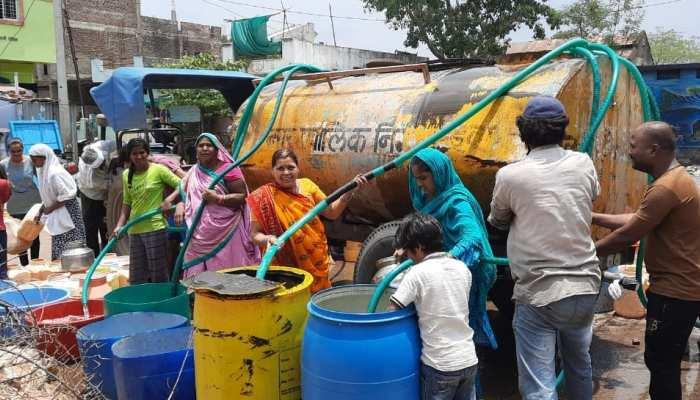 MP के इस शहर में जल संकट ने लिया विकराल रूप, धर्म के नाम पर सहयोग भी, धमकी भी