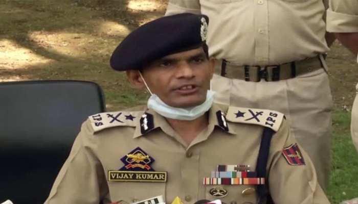 जम्मू-कश्मीर: SPO की हत्या करने वालों की हुई पहचान, IG बोले- नहीं बचेंगे आतंकी