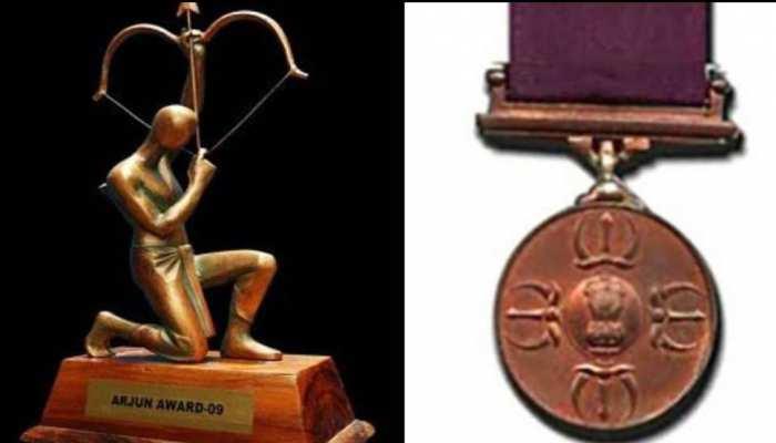 BCCI ने खेल रत्न के लिए दिए इन दो दिग्गजों के नाम, अर्जुन अवार्ड के लिए की इन 3 की सिफारिश