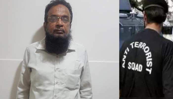 धर्मांतरण केस: गुजरात ATS ने वडोदरा के रहने वाले सलाउद्दीन को धर दबोचा, फंडिंग से है सीधा कनेक्शन