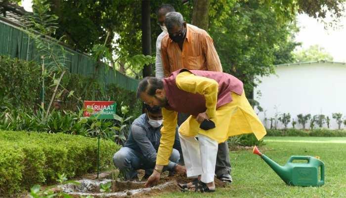 केंद्रीय मंत्री Prakash Javadekar ने की वन महोत्सव 2021 की शुरुआत, लोगों से की ये अपील