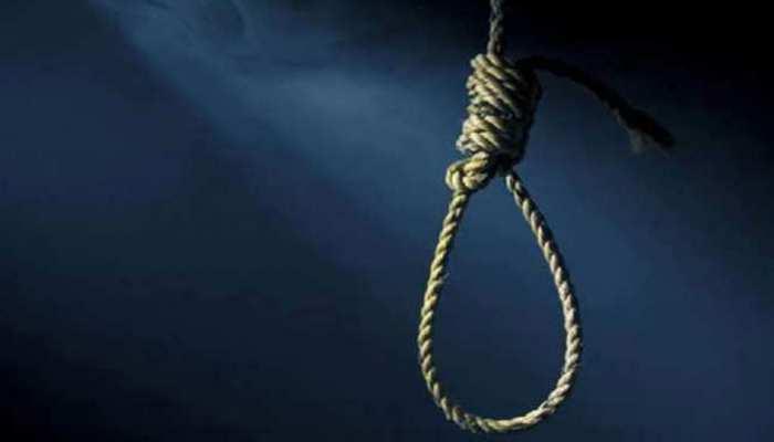 नाबालिग से दुष्कर्म करने वाले आरोपी ने की आत्महत्या, अस्थाई जेल में लगाई फांसी