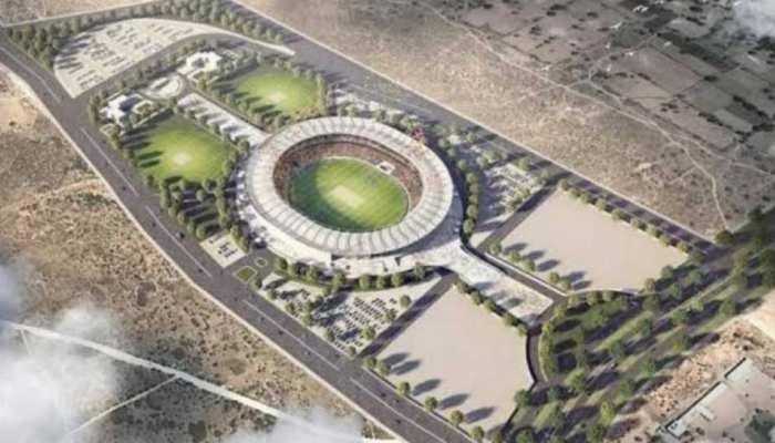 भारत के इस शहर में बनेगा दुनिया तीसरा सबसे बड़ा क्रिकेट स्टेडियम, Modern Facilities होंगी Southampton जैसी