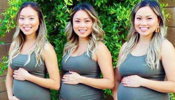 ଏକାସାଥୀରେ ଜନ୍ମହେଲେ ତିନି ଭଉଣୀ, ଏବେ ଏକାସାଥୀରେ ହେଲେ Pregnant
