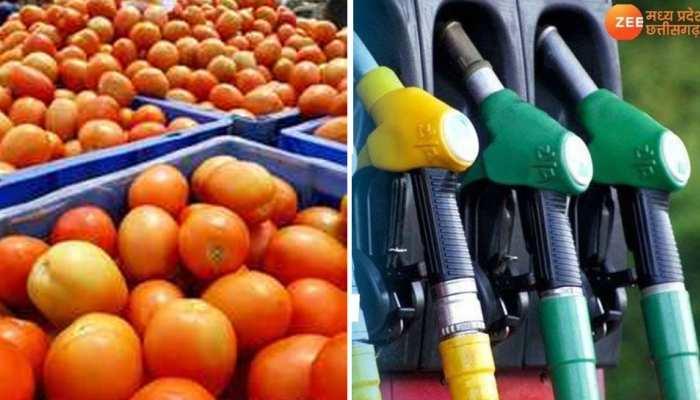 महंगाई की मार: पेट्रोल-डीजल से ऑटो चालक परेशान, सब्जियों के भाव से हाउसवाइफ हलकान