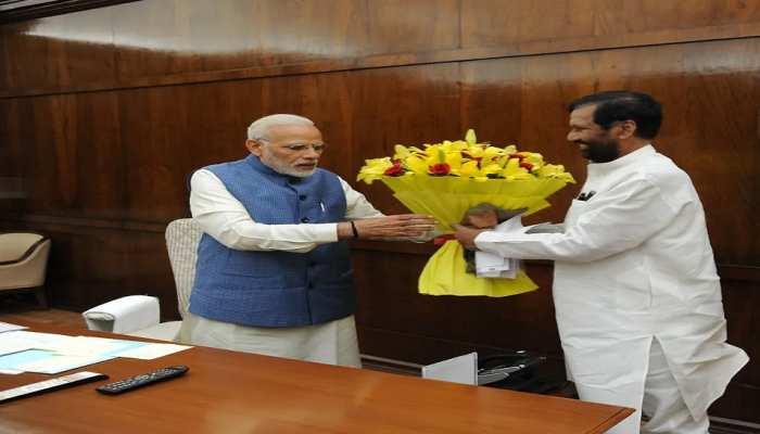 Ram Vilas Paswan की जयंती पर छलका PM Modi का दर्द, कहा-उनकी मौजूदगी याद आती है