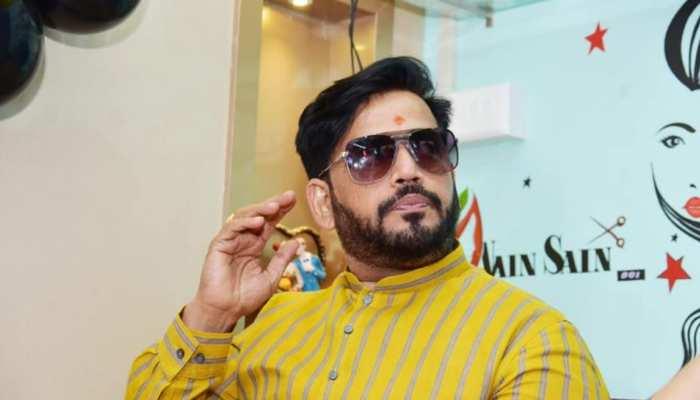 रवि किशन ने ओवैसी को किया चैलेंज, कहा- छू के दिखाओ महाराज जी को, हैदराबाद उड़ के जाओगे