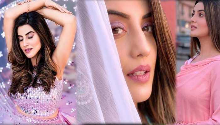 Akshara Singh desi avatar rocked the internet see Photos