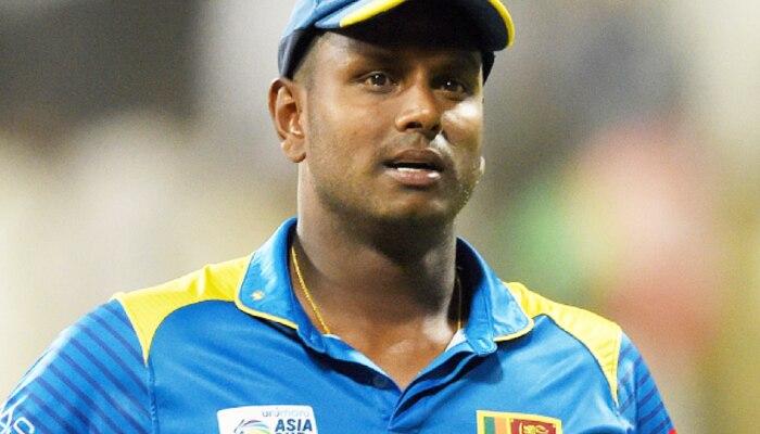 एंजेलो मैथ्यूज International Cricket से ले सकते हैं संन्यास, श्रीलंकाई बोर्ड में उथल-पुथल