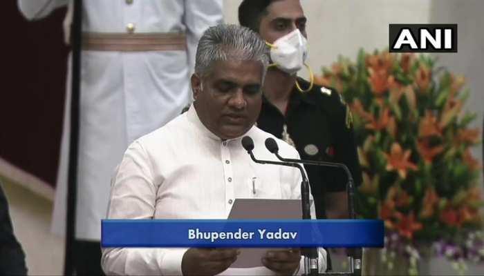 भूपेंद्र यादव को मिली मोदी कैबिनेट में जगह, बिहार चुनाव में निभाया था अहम किरदार