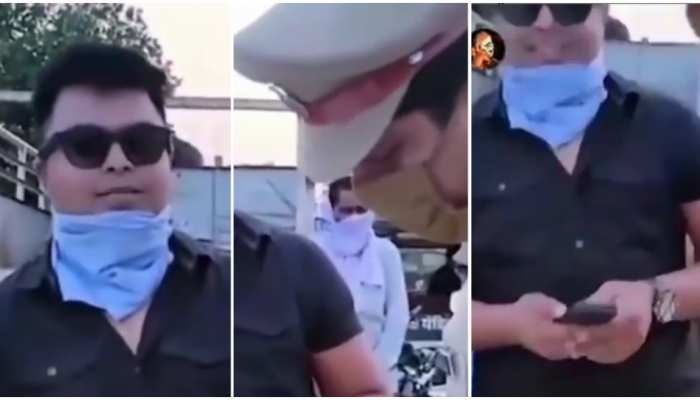 Viral Video: चालान काटते वक्त पुलिसवाले ने की ऐसी बात, सुनकर आप भी कहेंगे- वाह जी वाह!
