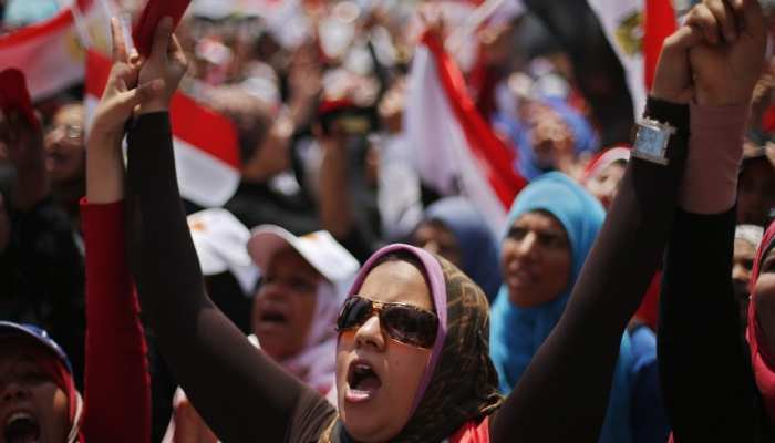 sexual abuse by officials as routine of Egyptian women