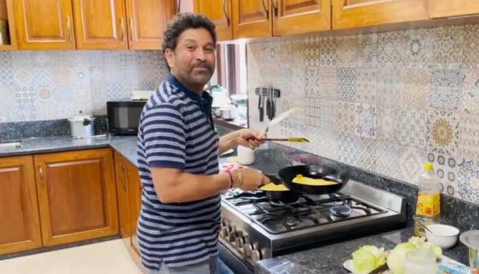 'Master Blaster' से 'Master Chef' बने Sachin Tendulkar, अपने 'खास दोस्त' के लिए पकाई लजीज Dish