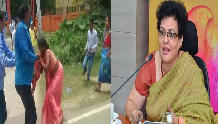 लखीमपुर खीरी केस: महिला आयोग ने DGP को लिखा पत्र, 2 आरोपी गिरफ्तार 6 पुलिसकर्मी सस्पेंड