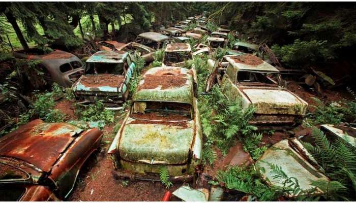 यहां 75 साल से लगा है कारों का जाम, जाने में डरते हैं लोग