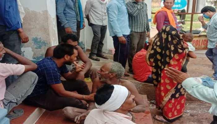 छतरपुर में बड़ा हादसा, करंट लगने से एक ही परिवार के 6 लोगों की मौत, दो गंभीर; एक दूसरे को बचाने में गई जान