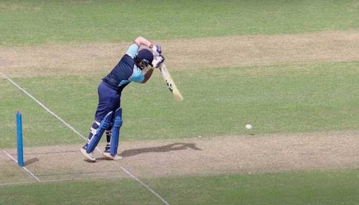 Prithvi Shaw का  Intra-Squad Match में जलवा, भारत के सीनियर गेंदबाजों की हुई जमकर धुनाई