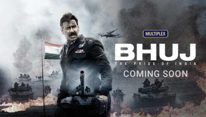 Bhuj Trailer Out: जबरदस्त एक्शन और देशप्रेम से सजी है फिल्म, अजय देवगन ने जीता दिल