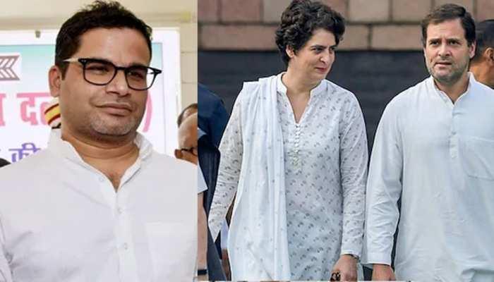 क्या Congress के साथ मिशन 2024 की तैयारी में जुटे Prashant Kishor? राहुल, प्रियंका, सोनिया गांधी से की मुलाकात