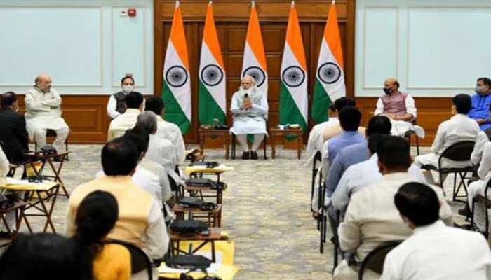 Union Cabinet Meeting: मोदी कैबिनेट की अहम बैठक आज, एक साल बाद होगी आमने-सामने मीटिंग